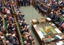 """Il Parlamento britannico ha votato a favore di una mozione che obbliga il governo a pubblicare comunicazioni interne sul """"no deal"""""""