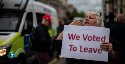 Come sarebbe una Brexit senza accordo