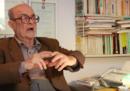 È morto l'urbanista Giuseppe Campos Venuti, famoso per il suo lavoro a Bologna negli anni Sessanta