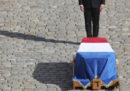 Le foto dei funerali di Jacques Chirac, a Parigi