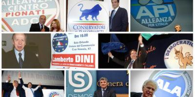 Partiti italiani di cui forse vi siete dimenticati