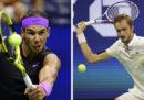 Dove vedere la finale degli US Open tra Medvedev e Nadal