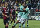 La Lega Serie A non punirà il Cagliari per i cori razzisti a Romelu Lukaku