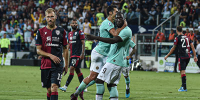 I cori razzisti durante Cagliari-Inter
