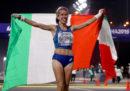 Eleonora Giorgi ha vinto la medaglia di bronzo nella marcia ai Mondiali di atletica