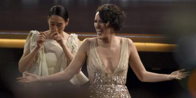 Le foto più belle degli Emmy