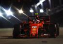 Charles Leclerc partirà dalla pole position nel Gran Premio di Singapore di Formula 1