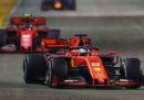 Sebastian Vettel ha vinto il Gran Premio di Singapore di Formula 1