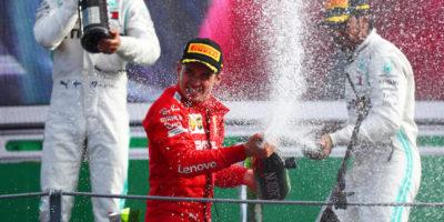 Charles Leclerc ha vinto il Gran Premio d'Italia di Formula 1