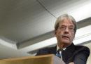 Paolo Gentiloni sarà indicato dal governo come commissario europeo per l'Italia