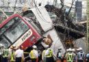 Una persona è morta e 33 sono state ferite in un raro incidente ferroviario in Giappone