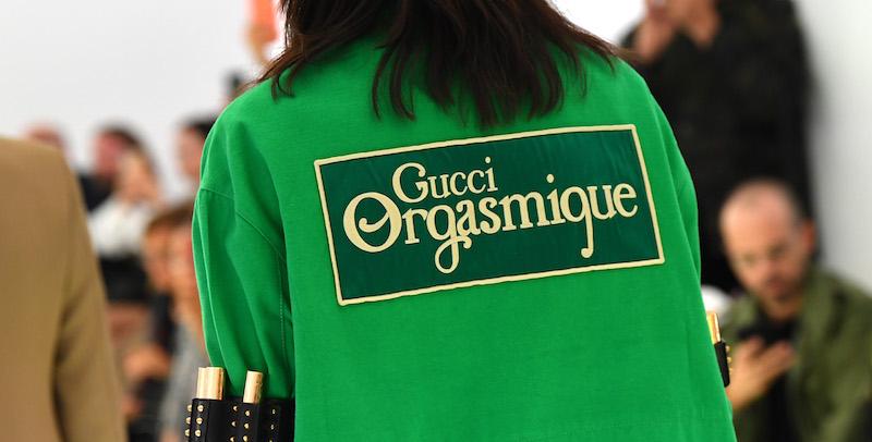 new styles a899f a1aa3 La strategia che ha portato Gucci al successo - Il Post