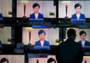La governatrice di Hong Kong ritirerà l'emendamento sull'estradizione