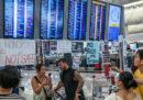 Ad agosto il turismo a Hong Kong è calato del 40 per cento rispetto all'agosto del 2018