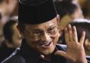È morto B.J. Habibie, presidente dell'Indonesia durante la transizione verso la democrazia
