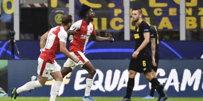 L'Inter ha pareggiato con lo Slavia Praga all'esordio in Champions League