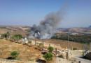 Una base militare israeliana vicino al confine col Libano è stata attaccata con alcuni razzi