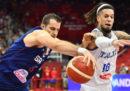 L'Italia del basket ha perso 92-77 contro la Serbia ai Mondiali