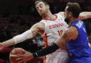 La Nazionale italiana maschile di basket è stata eliminata dai Mondiali dalla Spagna