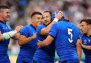 L'Italia ha battuto 48-7 il Canada nei gironi della Coppa del Mondo di rugby