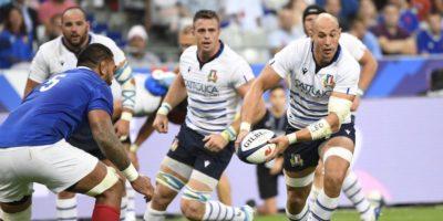 L'Italia ai Mondiali di rugby