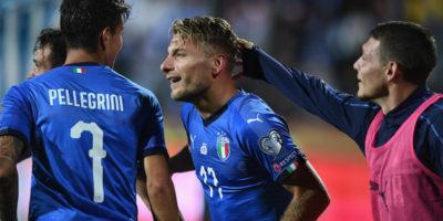 L'Italia ha battuto 2-1 la Finlandia nelle Qualificazioni agli Europei di calcio del 2020