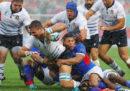 L'Italia ha battuto la Namibia all'esordio nella Coppa del Mondo di rugby