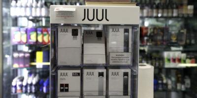 I siti di e-commerce cinesi hanno interrotto le vendite di sigarette elettroniche Juul