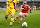 Due grandi partite di calcio femminile