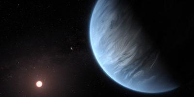Quindi c'è vita sul pianeta K2-18b?