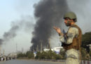 I talebani hanno rivendicato un attacco compiuto a Kabul questa mattina in cui sono state uccise 12 persone