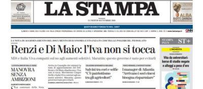 Il 3 e il 4 ottobre la Stampa non uscirà per uno sciopero dei giornalisti
