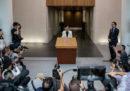 La leader di Hong Kong non può dimettersi?
