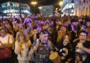 In più di 250 città spagnole si sono tenute manifestazioni per denunciare gravi episodi di violenza sulle donne