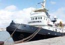 I 31 migranti a bordo della nave Mare Jonio saranno fatti sbarcare a Lampedusa per «motivi sanitari»