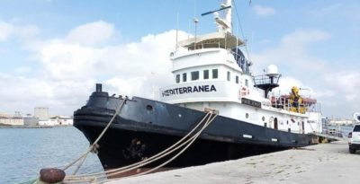 Il tribunale civile di Palermo ha ordinato il dissequestro della nave Mare Jonio, operata dal progetto umanitario Mediterranea