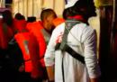 I migranti della Ocean Viking sono arrivati a Lampedusa