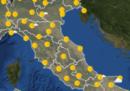 Le previsioni meteo per venerdì 13 settembre