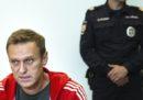La polizia russa ha perquisito decine di case private e uffici legati al leader di opposizione Alexei Navalny