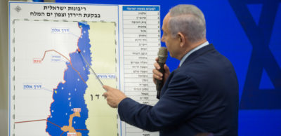 Cosa significa la proposta di annessione di Netanyahu