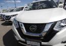 Nissan richiamerà 1,23 milioni di auto negli Stati Uniti e in Canada per un problema al software della telecamera posteriore