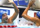 La nazionale italiana è arrivata prima nel medagliere dei Mondiali di nuoto paralimpico