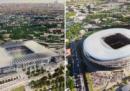Come potrebbe essere il nuovo stadio di San Siro