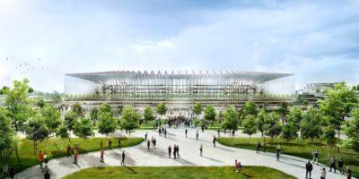 I due progetti per il nuovo stadio di Milano