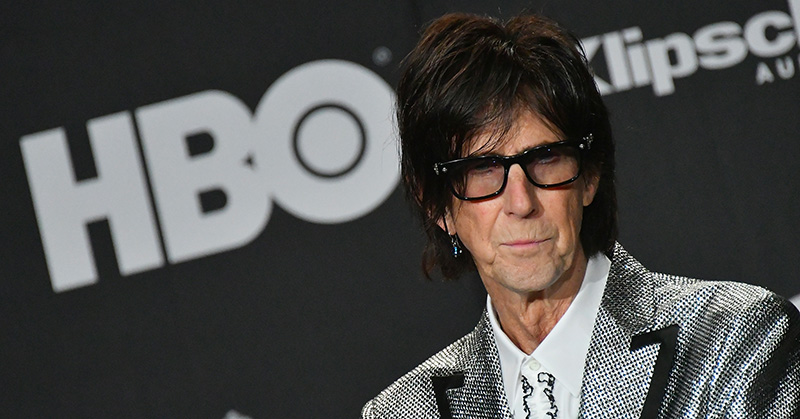 Morto RIC OCASEK il leader dei THE CARS