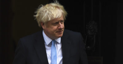 L'implosione dei Conservatori britannici