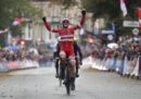 Mads Pedersen è il nuovo campione del mondo di ciclismo su strada