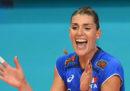 Francesca Piccinini si ritira dalla pallavolo