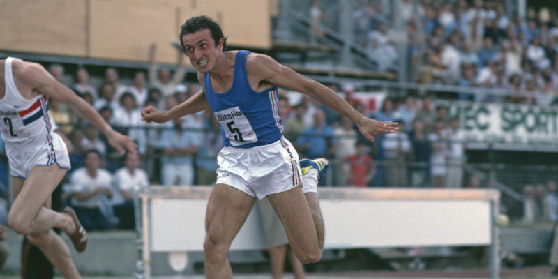 Il record mondiale di Pietro Mennea, 40 anni fa