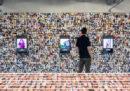 La mostra su come imparano le intelligenze artificiali, a Milano